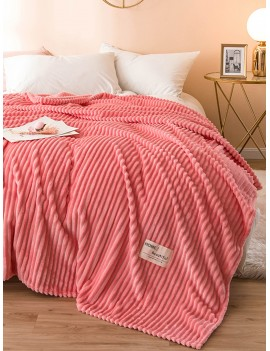 Solid Flannel Blanket