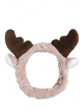 Antler & Ear Bath Headband
