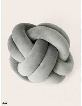Knot Design Decorative Pillow 1pc