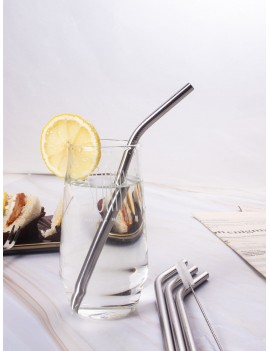 4pcs Straw & 1pc Brush & 1pc Pouch