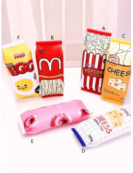Creative Food Design Pencil Bag 1pc