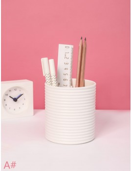 Desktop Cylinder Pencil Holder 1pc